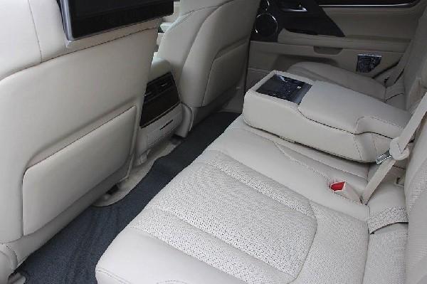 Lexus LX570 2017 WHITE