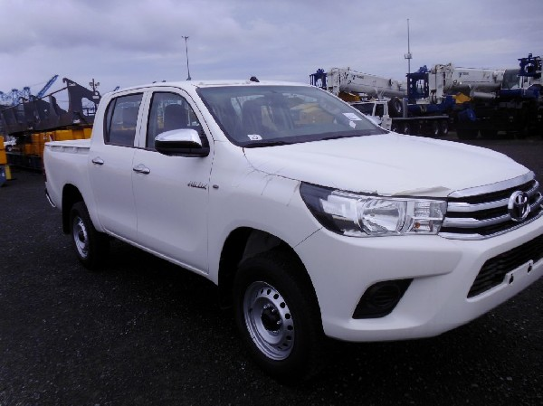 2016 Toyota Hilux Double Cab 4WD